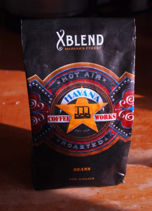 X-blend Packaging.